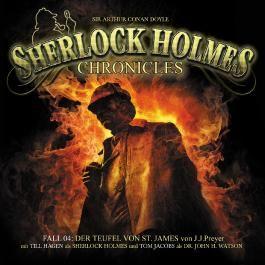 Sherlock Holmes Chronicles 04