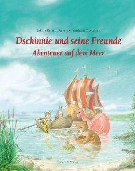 Dschinnie und seine Freunde - Abenteuer auf dem Meer