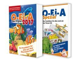 O-Ei-A Profi-Bundle 2017 - O-Ei-A 2017 und O-Ei-A Spezial (5. Auflage) im Doppelpack