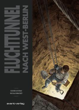 Fluchttunnel nach West-Berlin