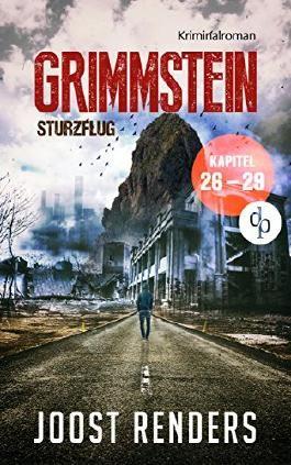 GRIMMSTEIN Teil 8 (Kapitel 26-29): Kriminalroman