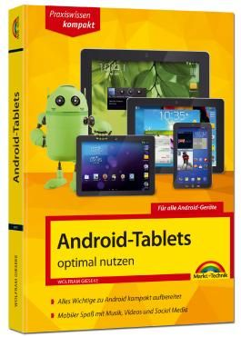 Android Tablets optimal nutzen