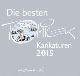 Die besten Tomicek Karikaturen 2015