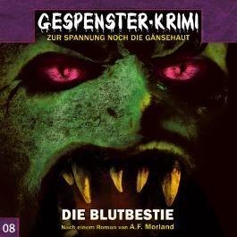 Gespenster-Krimi 8: Die Blutbestie