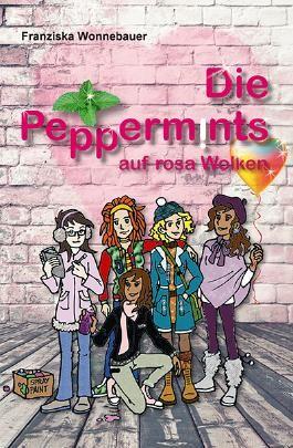 Die Peppermints auf Rosa Wolken