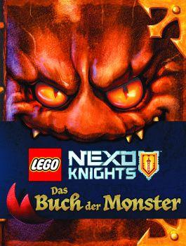 LEGO® Nexo Knights™ Das Buch der Monster