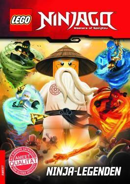 LEGO® NINJAGO™ Ninja-Legenden