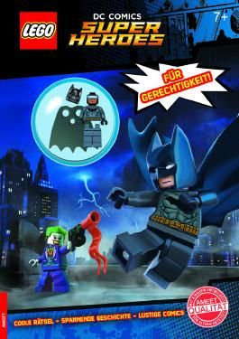 LEGO® DC Comics™ Superhelden. Für Gerechtigkeit!