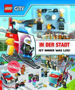LEGO® CITY™ In der Stadt ist immer was los!
