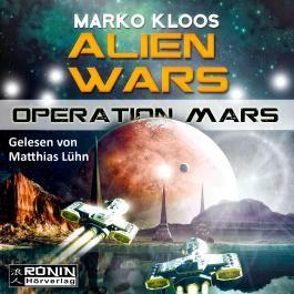 Operation Mars (Alien Wars 4)