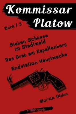 Kommissar Platow Buch 1-3.