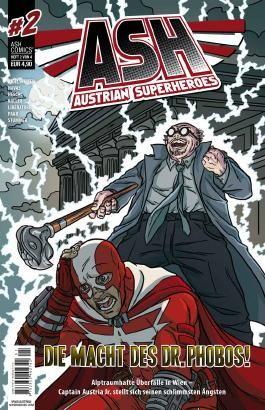 Austrian Superheroes #2