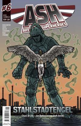 Austrian Superheroes #6