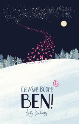 Crash! Boom! Ben!