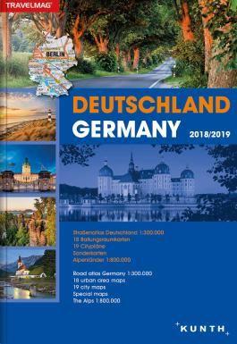 Reiseatlas Deutschland 2018/2019