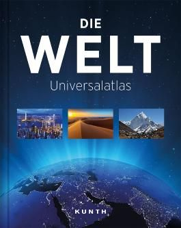 Die Welt - Universalatlas