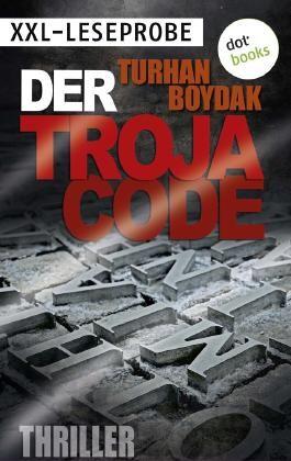 XXL-Leseprobe - Der Troja-Code