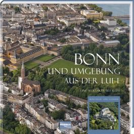 Bonn und Umgebung aus der Luft