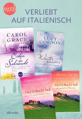 Verliebt auf Italienisch: eBundle (German Edition)