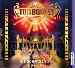 Tombquest - Die Schatzjäger. Das Tal der Könige