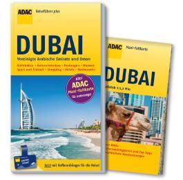 ADAC Reiseführer plus Dubai, Vereinigte Arabische Emirate und Oman