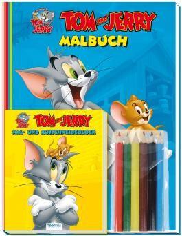 "Malset ""Tom & Jerry"""