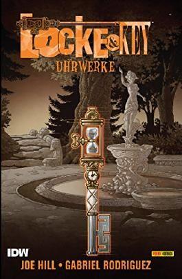 Locke & Key, Band 5: Uhrwerke