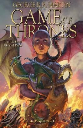 Game of Thrones - Das Lied von Eis und Feuer, Graphic Novel Bd. 4