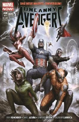 Uncanny Avengers - Marvel Now!