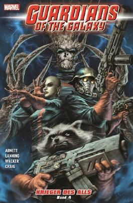Guardians of the Galaxy: Krieger des Alls