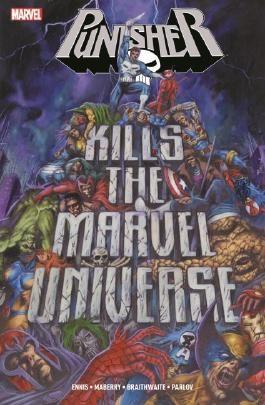 Punisher killt das Marvel Universum