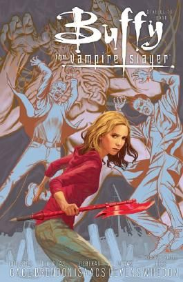 Buffy The Vampire Slayer (Staffel 10)