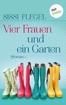 Vier Frauen und ein Garten