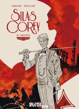 Silas Corey -  Der Aquila-Ring