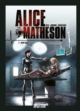 Alice Matheson. Band 3