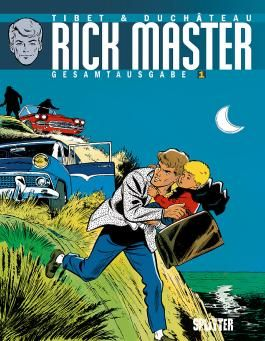 Rick Master Gesamtausgabe. Band 1