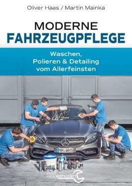 Moderne Fahrzeugpflege