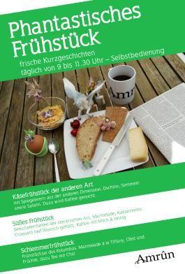Phantastisches Frühstück (Frühstück-Anthologie 2)