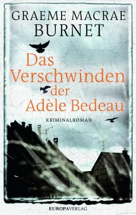 Das Verschwinden der Adèle Bedeau