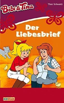 Bibi & Tina - Der Liebesbrief: Roman zum Hörspiel