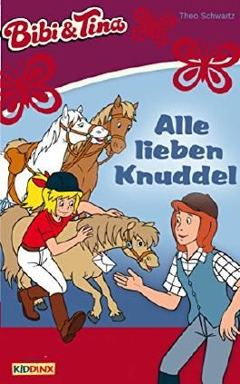 Bibi & Tina - Alle lieben Knuddel: Roman zum Hörspiel