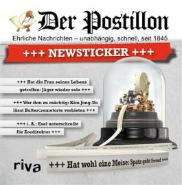 Der Postillon: +++ Newsticker +++
