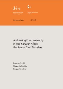 Addressing food insecurity in sub-Saharan Africa