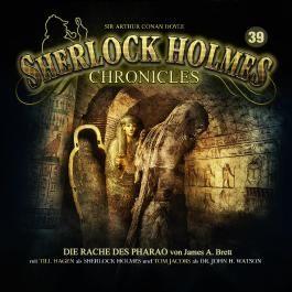 Sherlock Holmes Chronicles 39