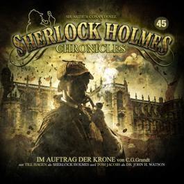 Sherlock Holmes Chronicles 45