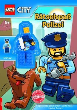 LEGO® CITY™ Rätselspaß Polizei