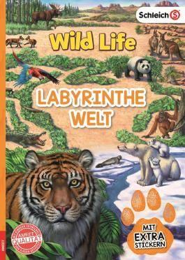 SCHLEICH® Wild Life™ Labyrinthe-Welt