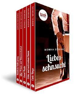 Liebessehnsucht - 5 booksnacks in einem Band (Liebe, Kurzgeschichte) (Die 'booksnacks' Kurzgeschichten Reihe)