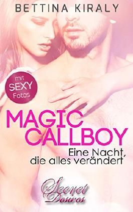 Magic Callboy  (Erotik) (Secret Desires)