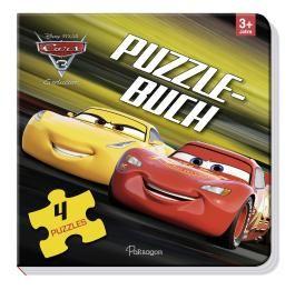 Puzzlebuch Disney Cars 3